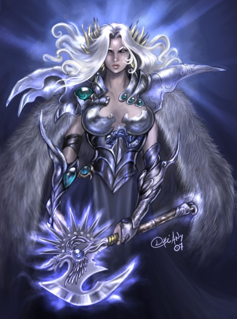 Brunhilde_the_Valkyrie_by_driany