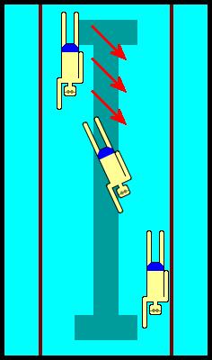 swimming-skewed-down